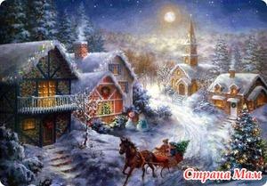 Когда снятся вещие сны в новогодние праздники?