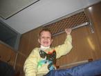 К бабушке на поезде