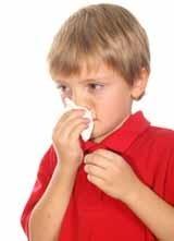 Причины носовых кровотечений у детей.