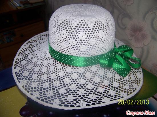 Шляпа Сафари