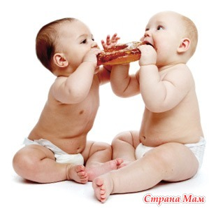 План питания для малышей в первый год жизни. Европейский взгляд.