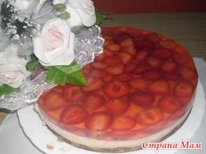 """Лёгкий, нежнейший и удивительно вкусный торт """" Galaretka"""" (МК в моём исполнении)"""