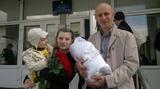 Наша дружная семья) Папа, Мама и наш сынок Всеволод и Доченька Стефания!!