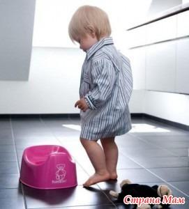 Учащенное мочеиспускание у детей - откуда это?