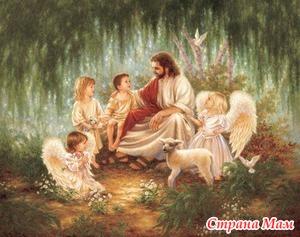Дети БОГА - притча