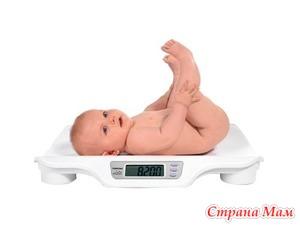 Оценим развитие малыша. Измерения, пропорции.