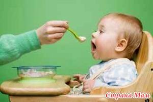 Особенности летнего питания детей.