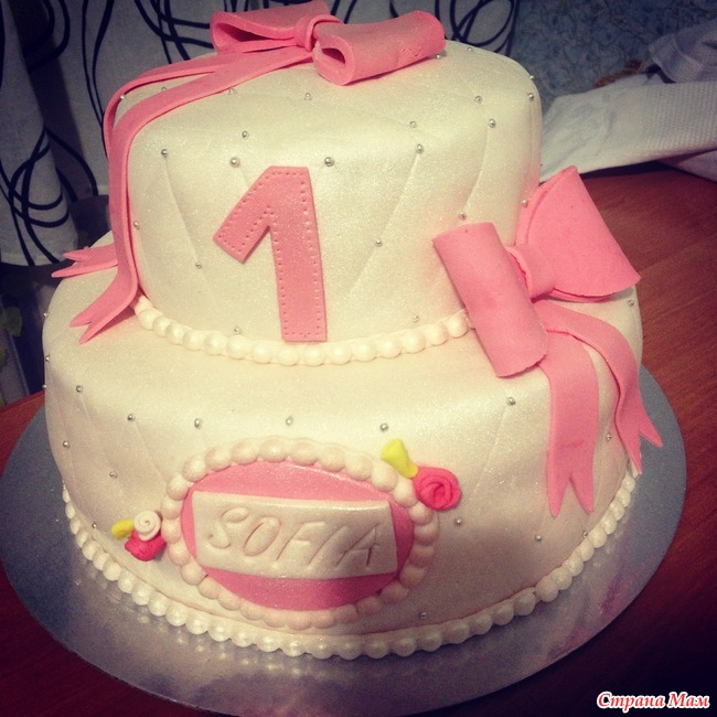 Детский торт на день рождения мальчика мама готовит с учетом интересов ребенка, его увлечений и пристрастий.