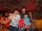 счастливое семейство)