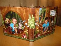 Лесная Азбука-Сказка для внука