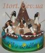Торт Индейцы
