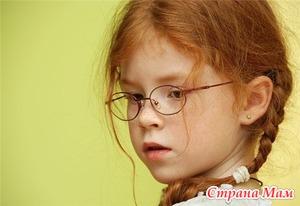 Как сохранить зрение малышей. первая часть.