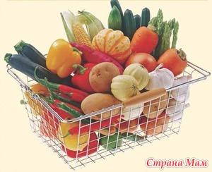 Полноценное питание - основа жизни