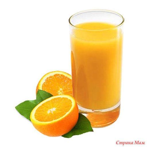 можно ли апельсиновый сок при похудении