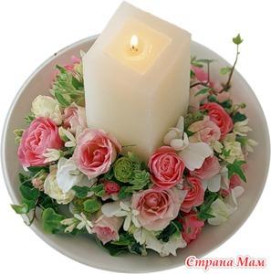 Зажгите свечу и задайте вопрос о предстоящем событии.
