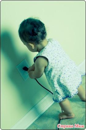 Первая помощь при электротравмах детей.