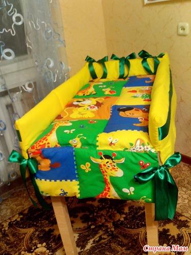 Наш пеленальный столик