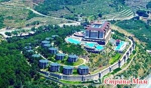 Турция - отель Utopia World Hotel 5* (много фото)