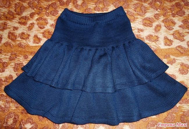 машинное вязание для девочек