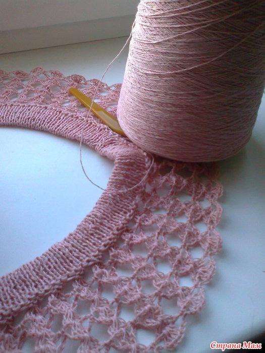 Получение розового цвета