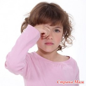 Конъюнктивиты у детей. Виды и проявления