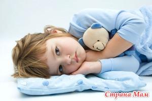 Поговорим о детской бессоннице
