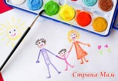И снова о детском рисунке
