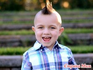 О волосах ребенка и их проблемах