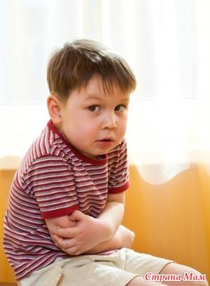 Проявления острого аппендицита у детей от трех лет. Часть вторая