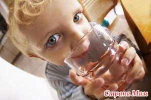 Что стоит давать пить детям?