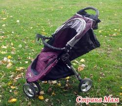 Коляска Baby Jogger City Mini с аксессуарами