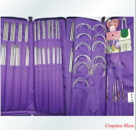 заказ набора спиц для вязания отзывы о закупках с сайта