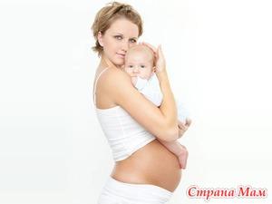Можно ли кормить грудью при новой беременности