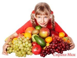 Витамины для детей- зачем они нужны?