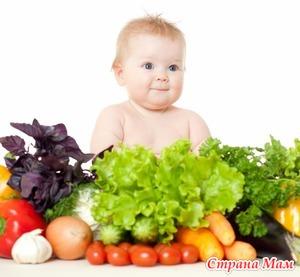 Польза овощей в питании детей. Продолжение беседы