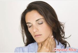 Проблемы щитовидной железы - гипертиреоз и криз