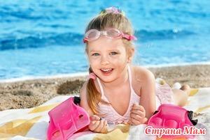 Все про отдых с детьми на воде