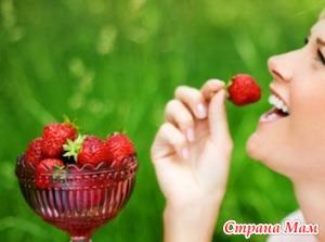 Какие фрукты можно кормящим мамам?