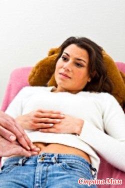 Выделения у беременных женщин