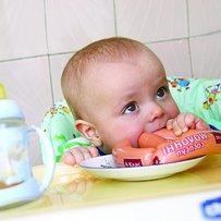 Немного о колбасных изделиях в детском меню