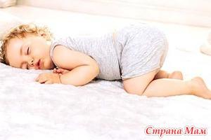 Нарушения сна у деток. Причины
