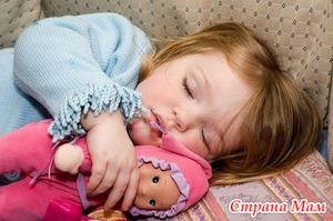Советы по улучшению сна детей