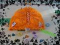Шапочка-бабочка