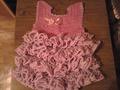платье девочке
