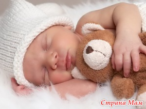 Про детские проблемы со сном