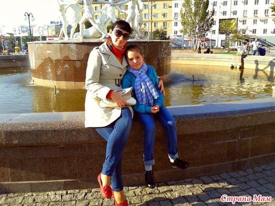 Прогулка по Волгограду