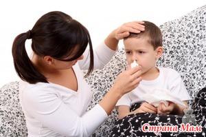 Проявления гайморитов у детей