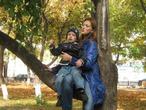 Осень в гости к нам пришла)