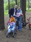 Осенняя прогулка в Московском парке
