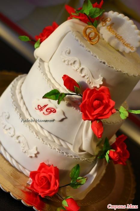 картинки тортов на венчание последние